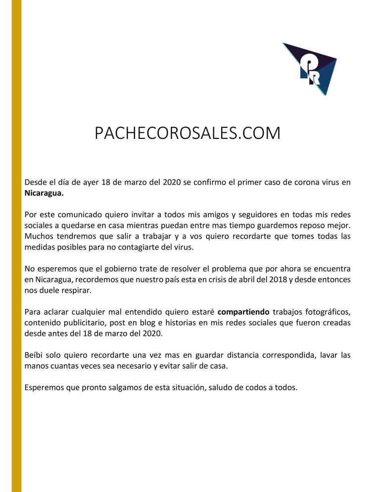 PACHECOROSALES